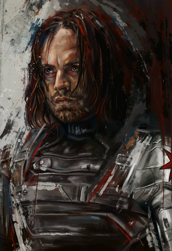 Image of Bucky Barnes / Winter Soldier