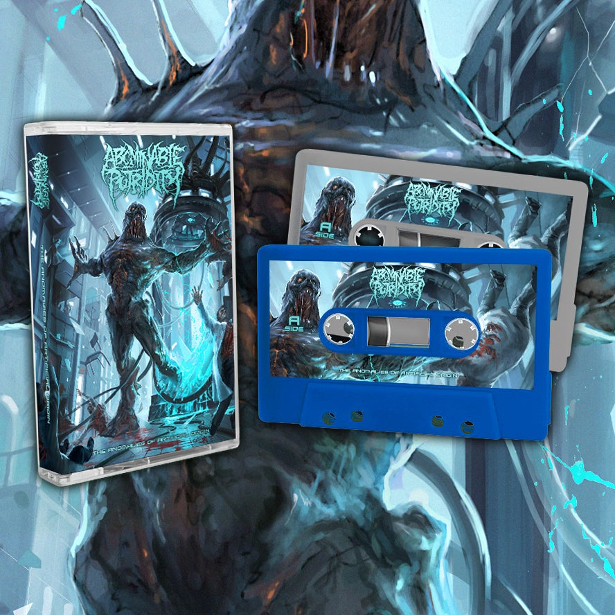 Image of Abominable Putridity - The Anomalies Of Artificial Origin - Cassette Tape