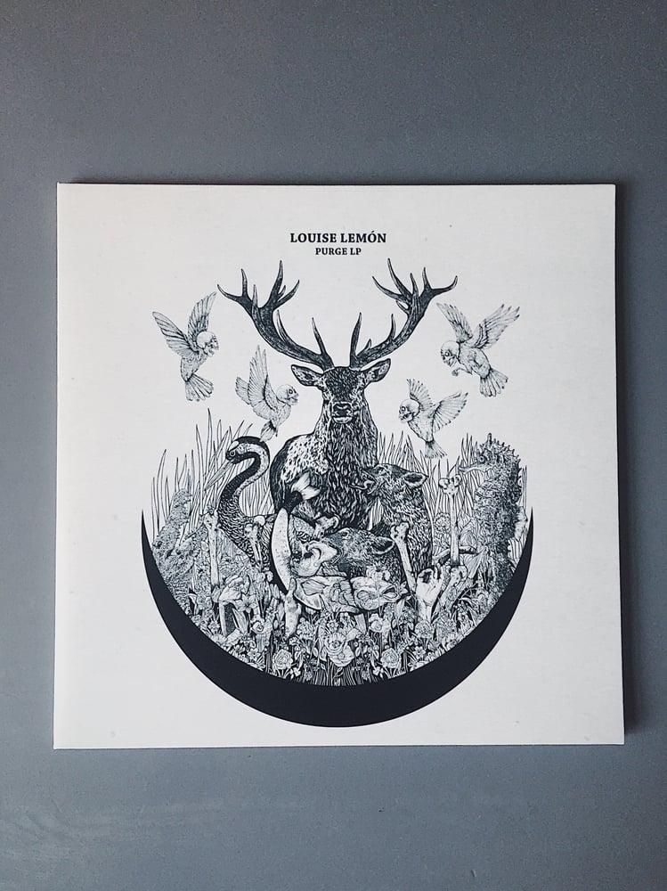 Image of Louise Lemón -  'Purge' (CD)