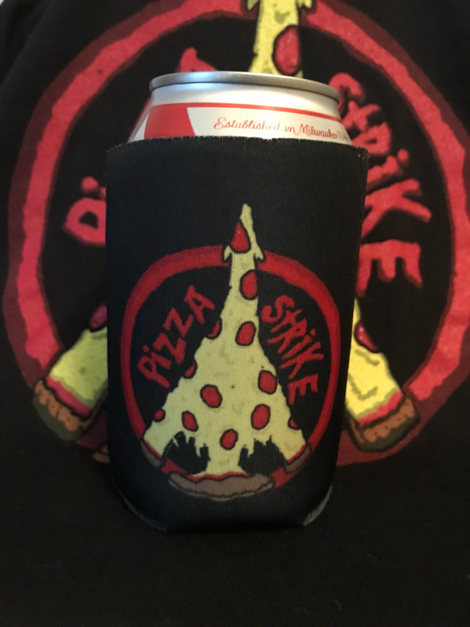 Image of PIZZASTRIKE! Beer Holder