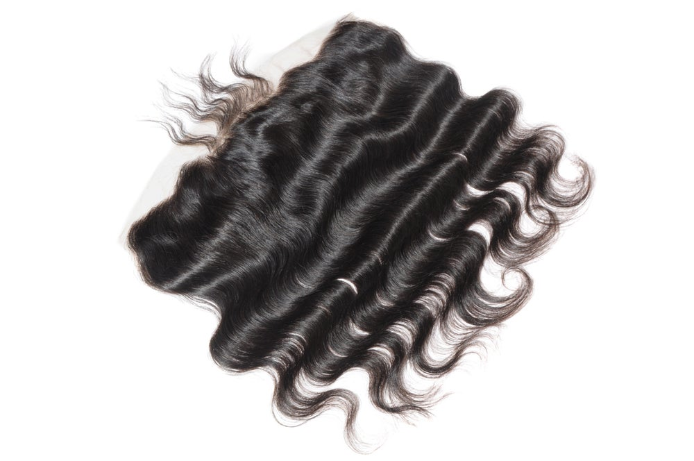Image of MINK BRAZILIAN BODY WAVE FRONTAL