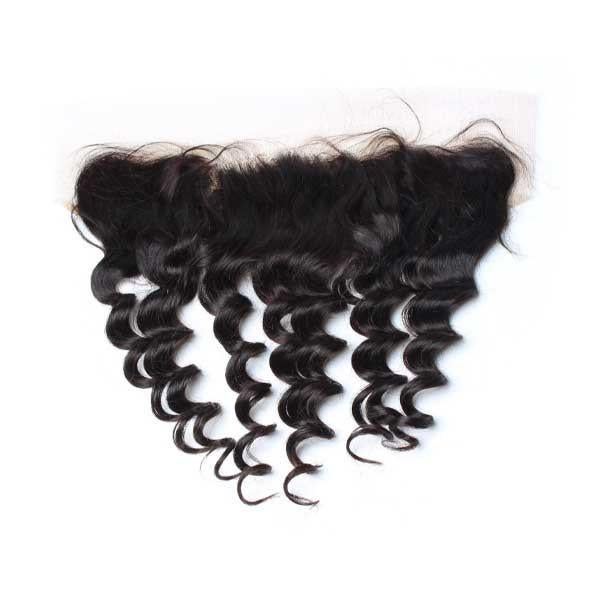 Image of MINK PERUVIAN LOOSE WAVE FRONTAL