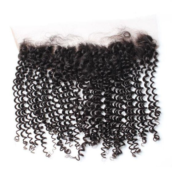 Image of MINK PERUVIAN KINKY CURLY FRONTAL