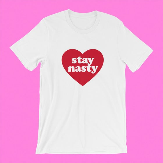 "Image of ""STAY NASTY"" T-SHIRT"