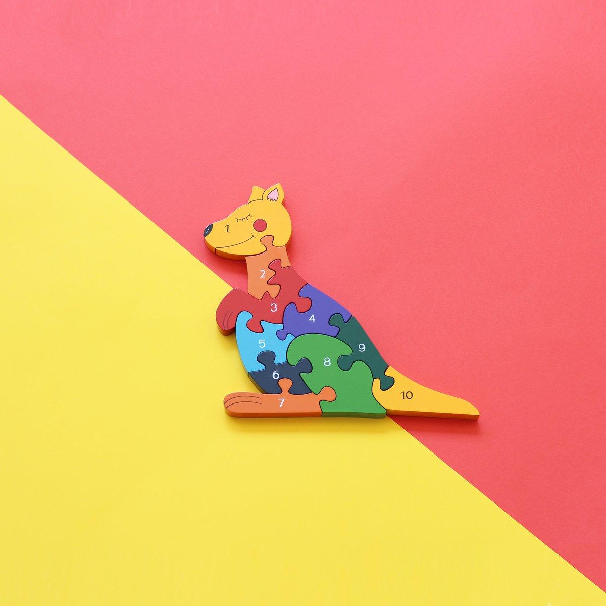 Image of Kangaroo 1-10