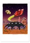 Martian Embassy on Mars