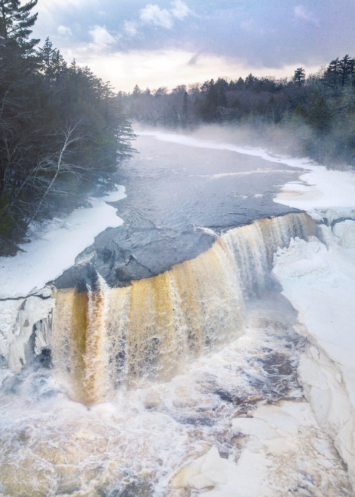 Image of Tahquamenon Thaw