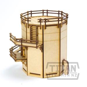 Image of Large Storage Tank