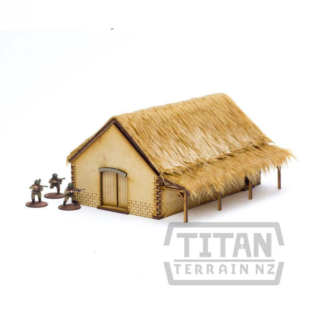 Image of A-frame Barn