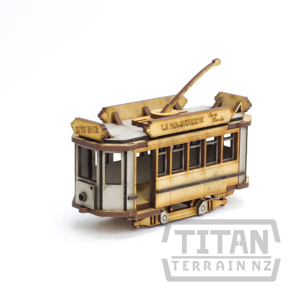 Image of French Electric Tram