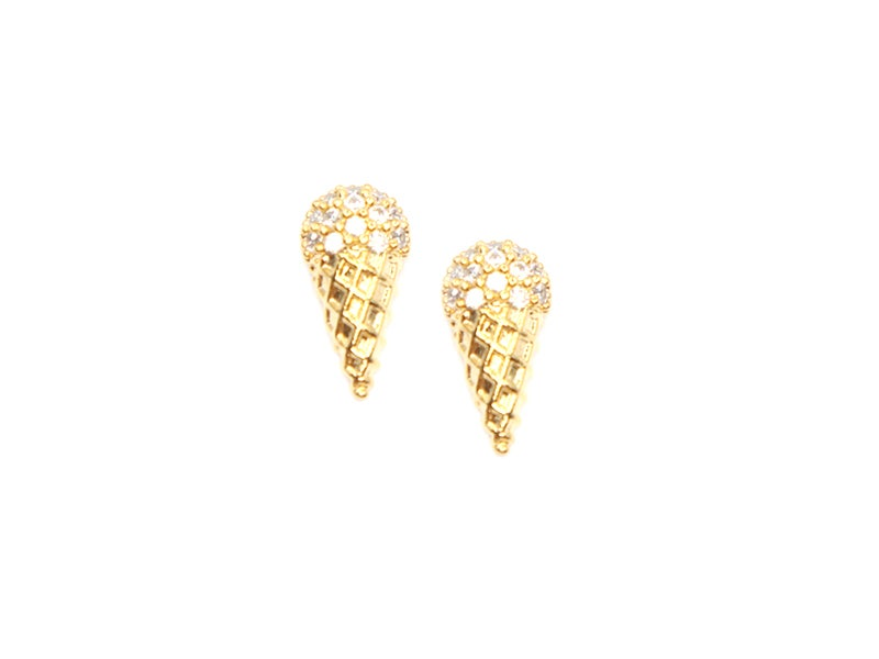 Image of Lil Ice Cream Cone studs