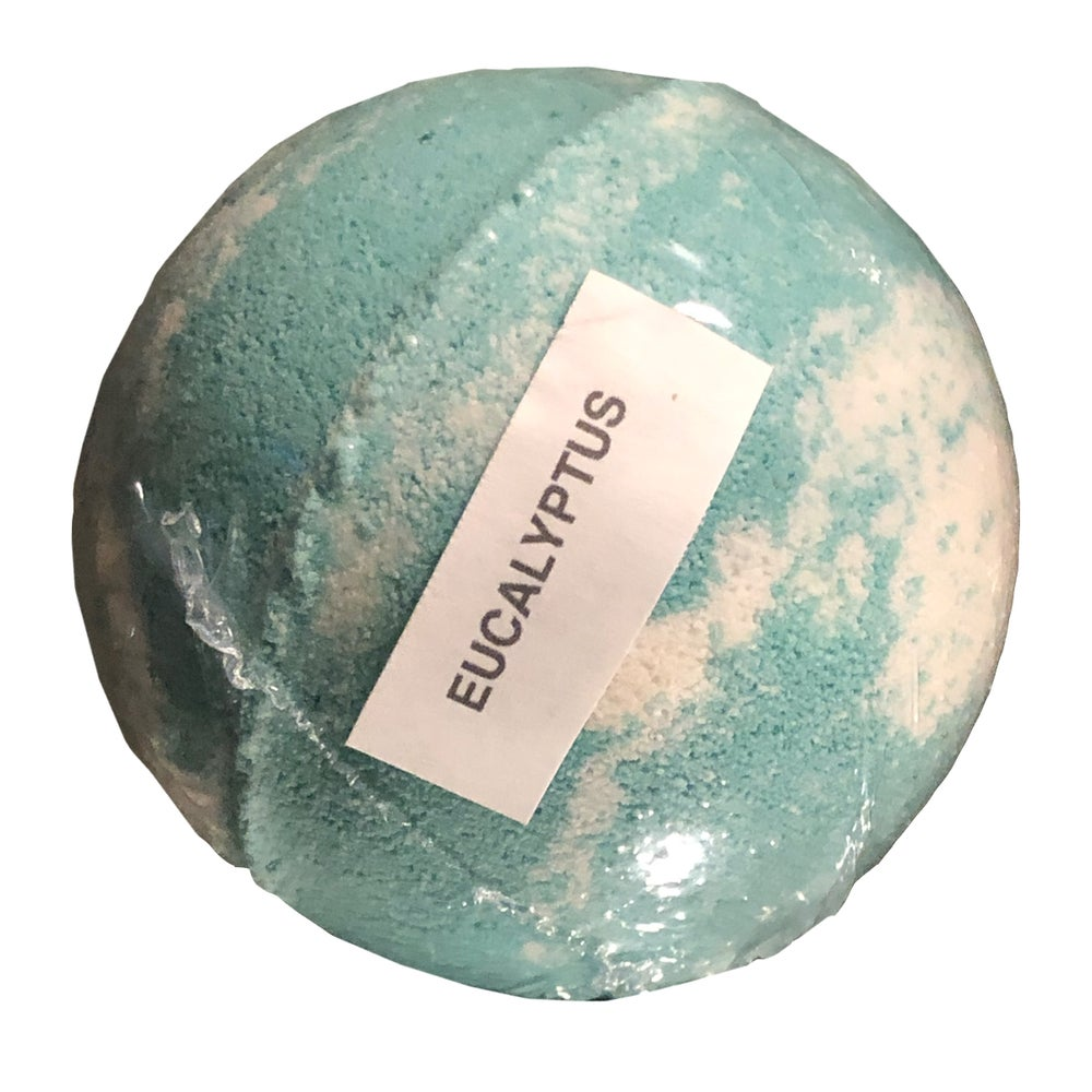 Image of LAST ONE!!! Eucalyptus Bath Bomb