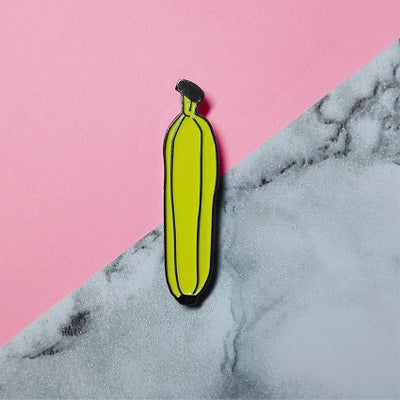 Image of Banana Enamel Pin