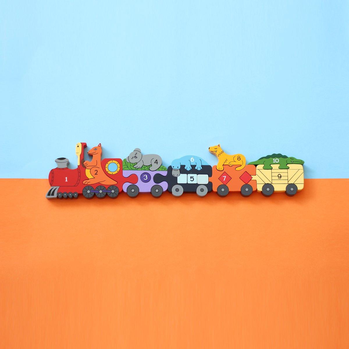 Image of Australiana Train 1-10