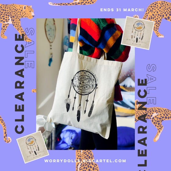 Image of Clearance Bundle Deal (Tote Bag & EP) *FREE UK SHIPPING*