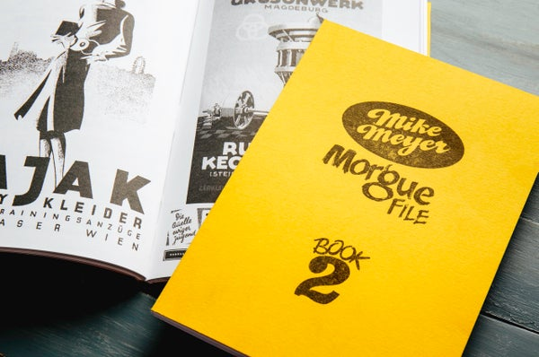 Image of Morgue File: Book 2 by Mike Meyer