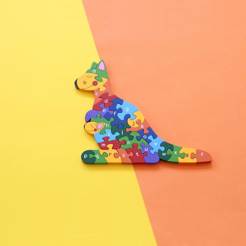 Image of Kangaroo A-Z