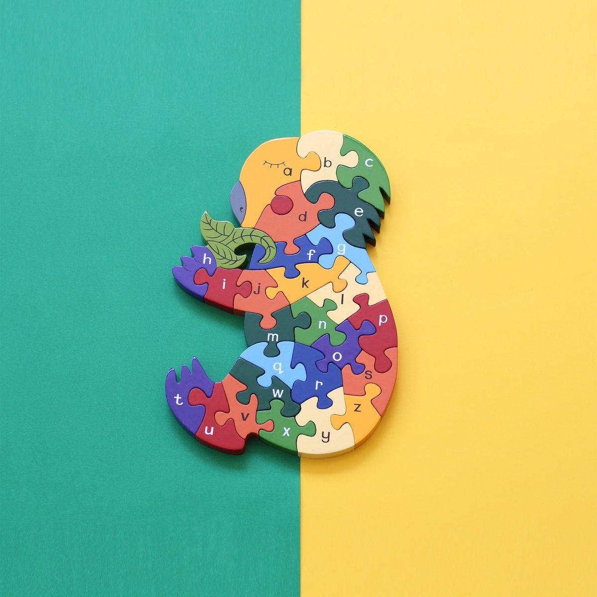 Image of Koala A-Z & 1-26