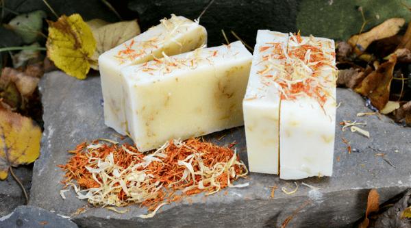 Image of Bergamot & Orange soap