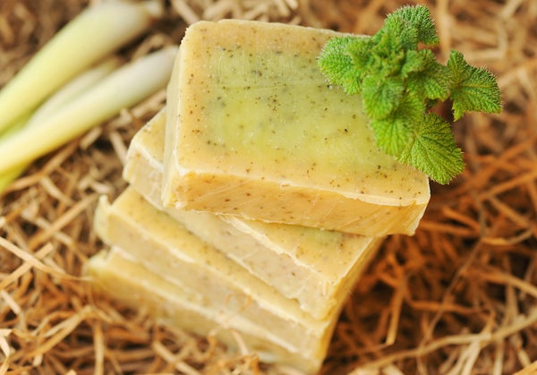 Image of Lemongrass and Nettle Soap