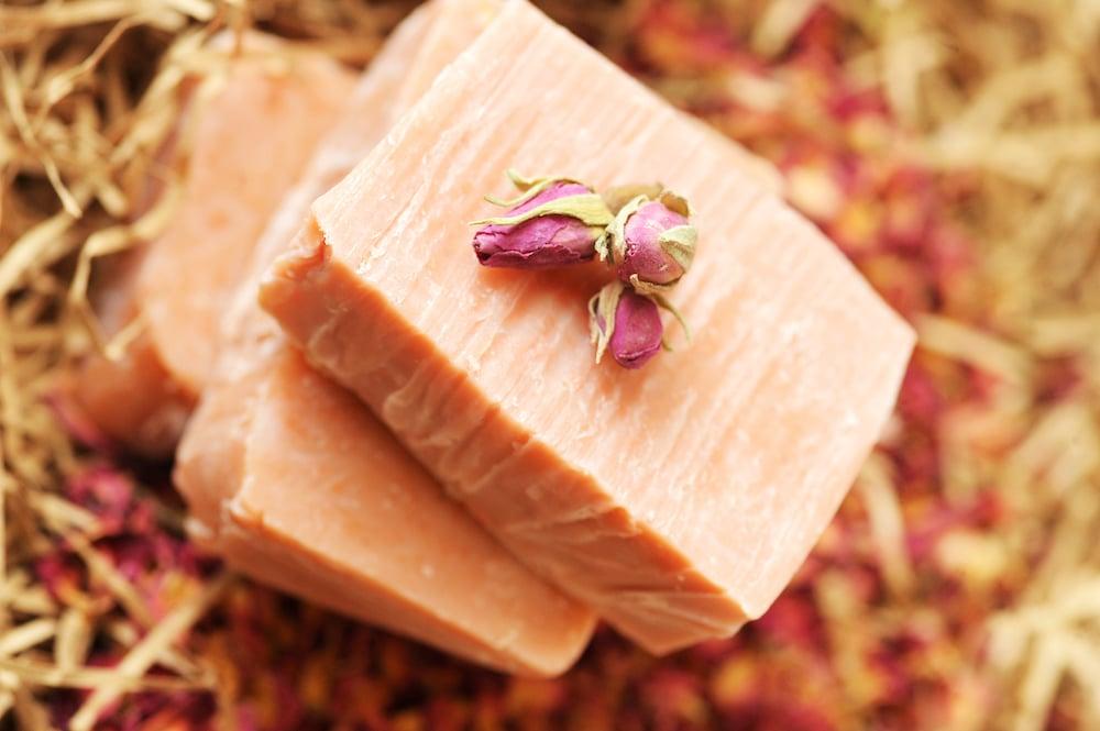 Image of Antique Rose soap