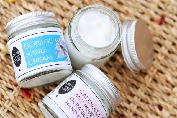 Image of Borage hand cream