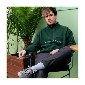 Image of Green Half Zip