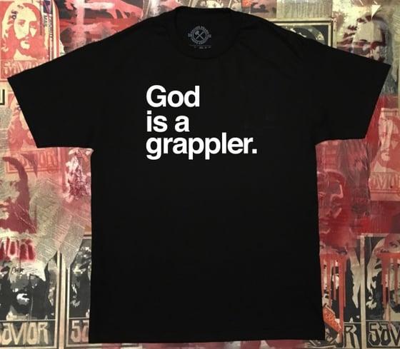 Image of God Is A Grappler