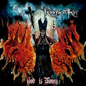 "Image of ROOTS OF ROT ""Money is God"" CD"