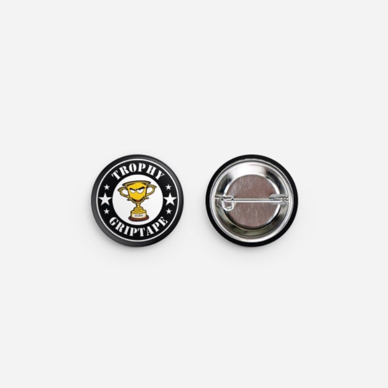 Image of Trophy Griptape Pin