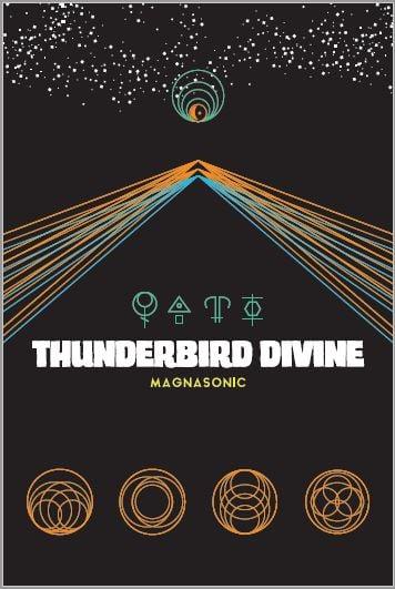 "Image of THUNDERBIRD DIVINE ""Magnasonic"" Purple Haze Edition"