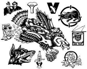 Image of CHICAGO FLASH SHEET