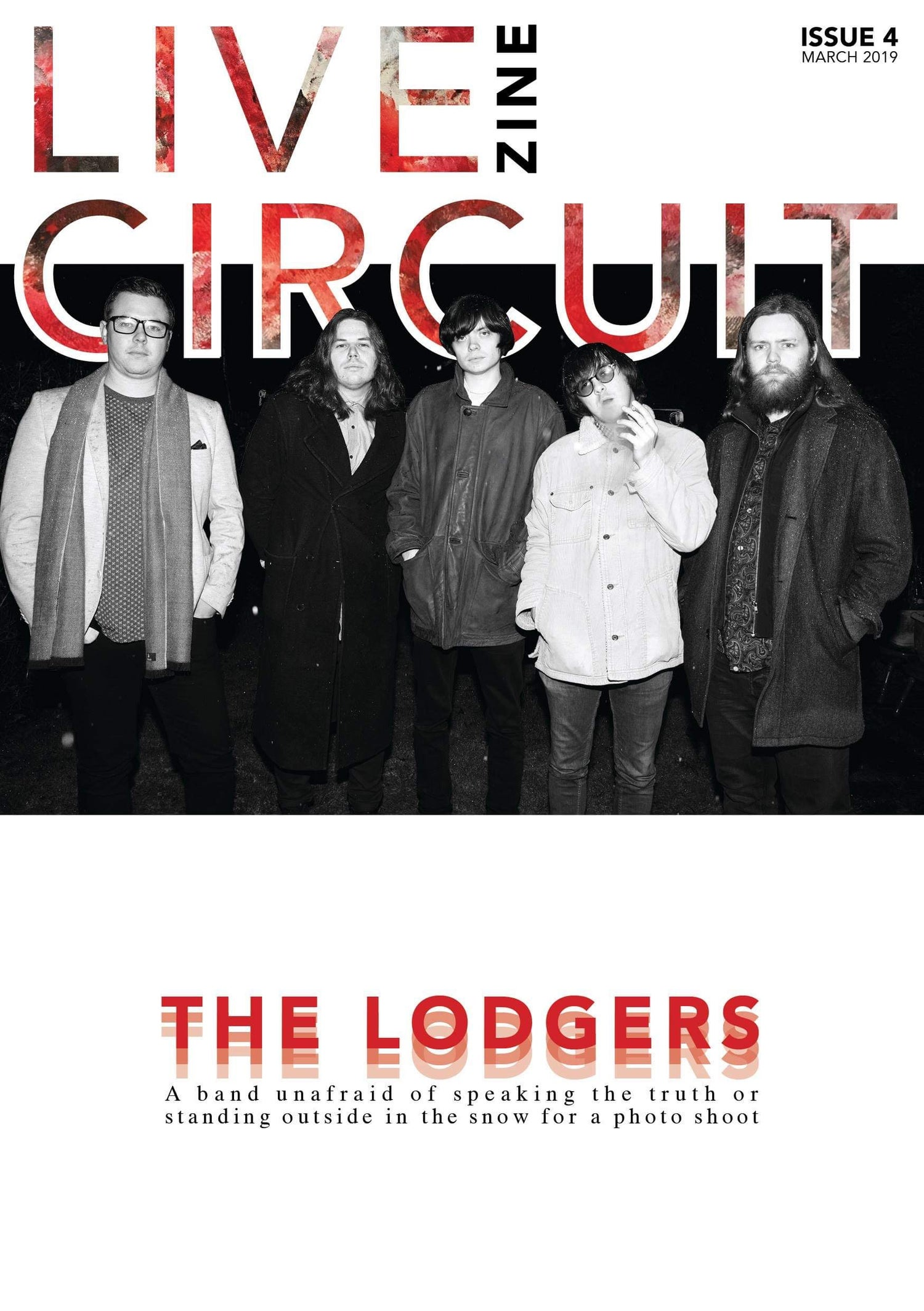 Image of Live Circuit Zine Issue #4