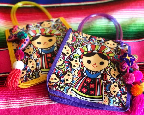 Image of Maria De Trapo- Med Mercado Bag
