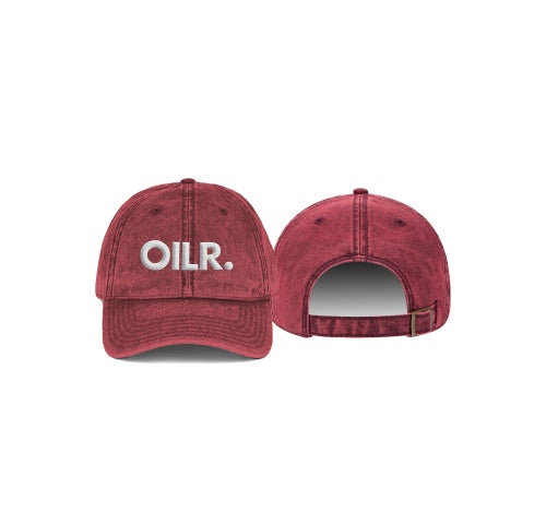 Image of OILR Washed Hat