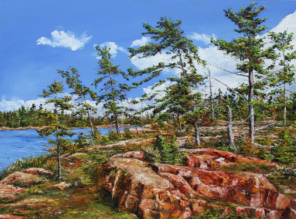 Image of - From The Lighthouse - [ SOLD ]