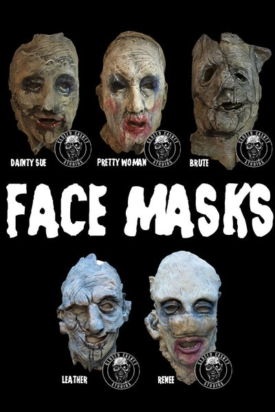 Image of Face Masks