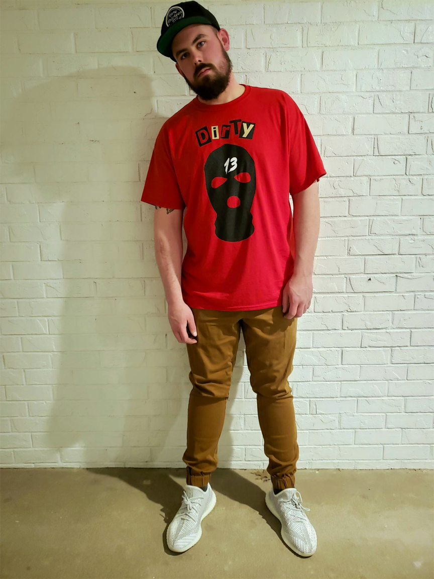 Image of Ski Mask Tee
