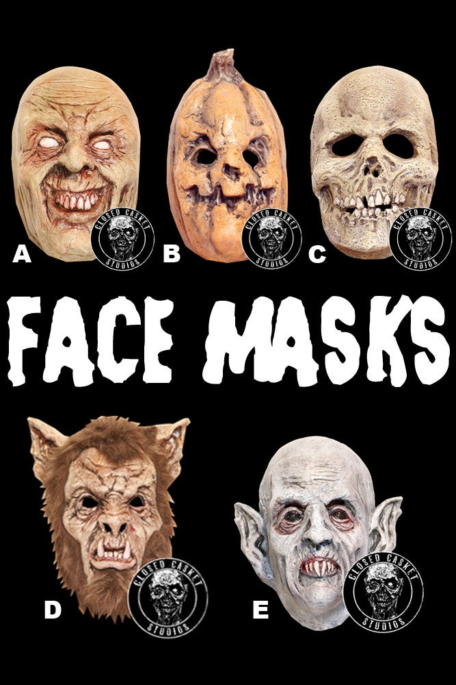 Image of Face Masks 2