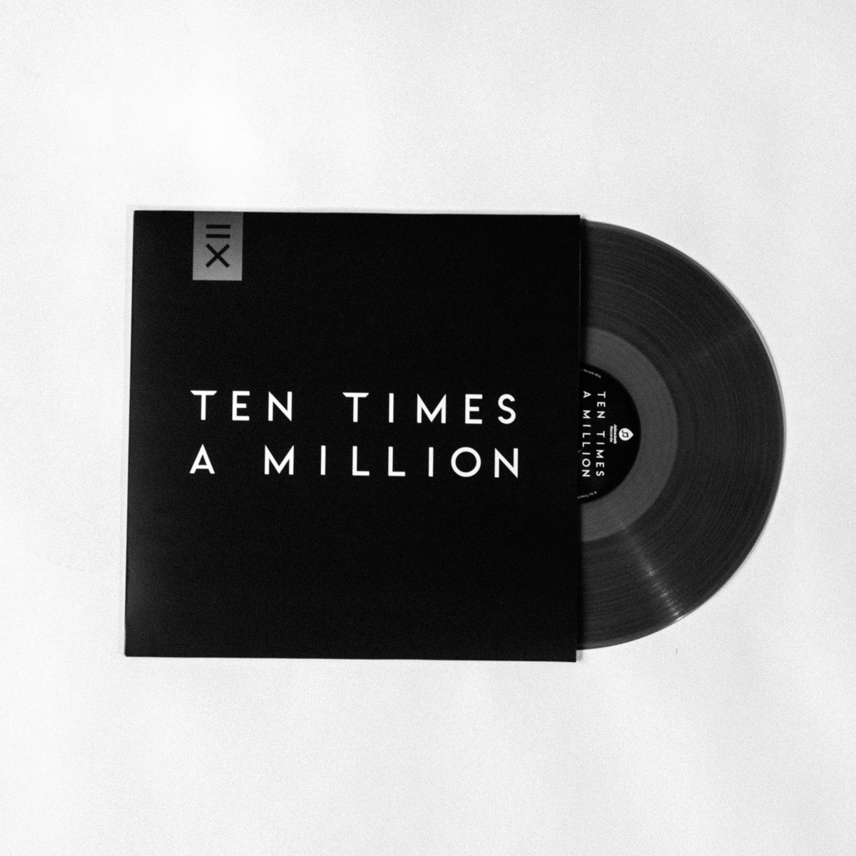 Image of TTAM EP - VINYL (BLACK: REGULAR)