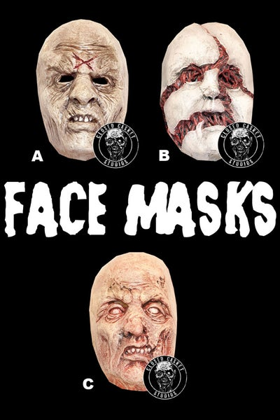 Image of Face Masks 4