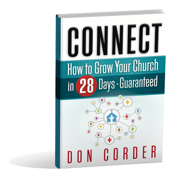 Image of Connect - How to Grow Your Church in 28 Days