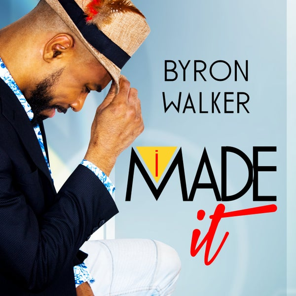 "Image of ""I MADE IT"" CD"