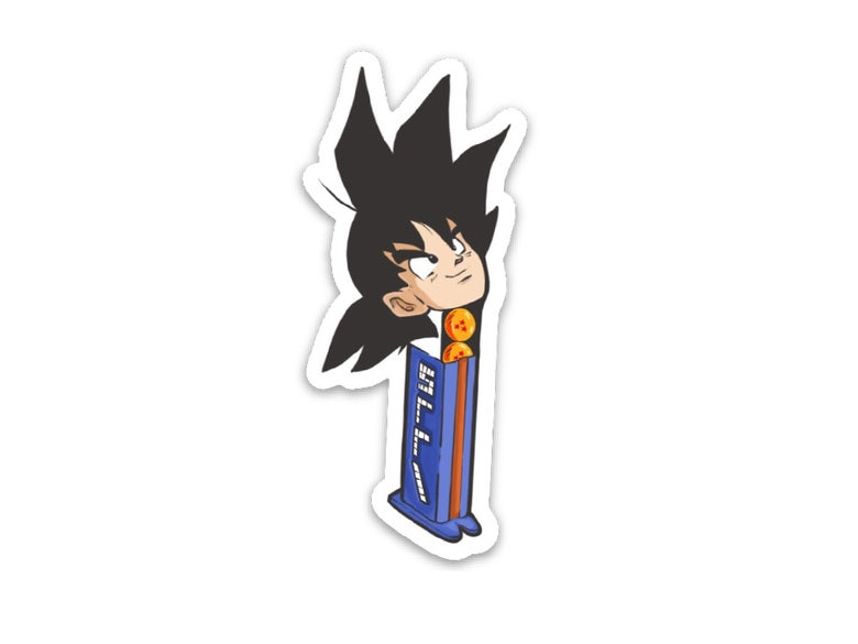 Image of GOKU PEZ