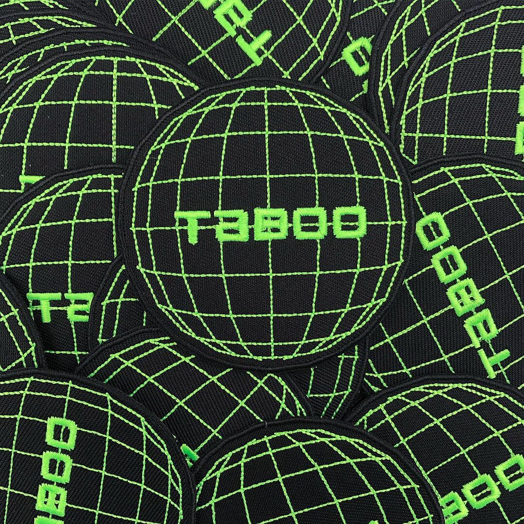 Image of TABOO WORLD PATCH