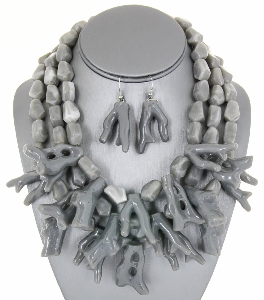 "Image of ""Gracie"" Necklace Set"