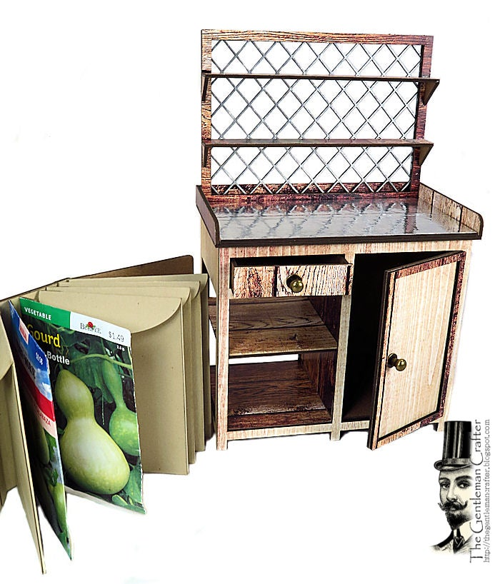 Image of The Perfect Potting Bench Complete Kit