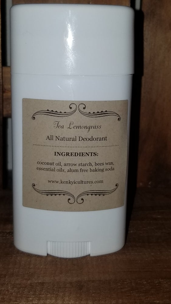 Image of Tea Lemongrass Deodorant