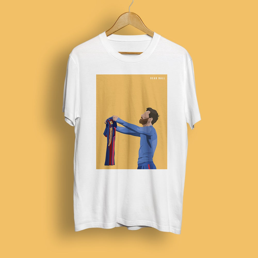 Image of 6 Yard Box Tee - Messi '17