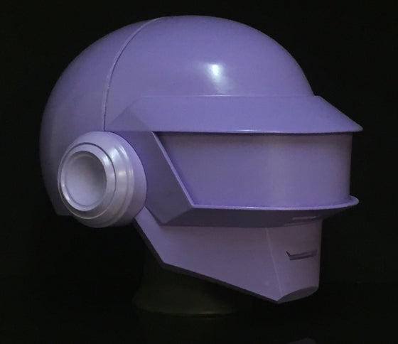 Image of Daft Punk TB DELUXE Helmet